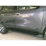 Toyota Sw4 Protector Puertas Baguetas Cromo Kenny Molduras