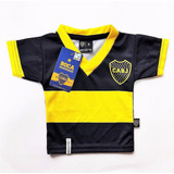 Camiseta Boca Bebe Original Body Enterito Remera Ajuar River