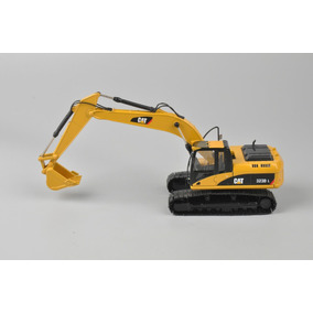 Maquina Excavadora Cat Caterpillar Escala 1:50 55215