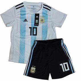Conjunto Niño Argentina adidas Original 2018 !