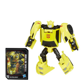 Transformers - Boneco Generations Titan Return - Bumblebee C