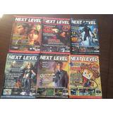 Revistas Next Level Cada Una $40. Se Hace Precio Por Todas!!