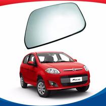Vidro Porta Traseiro Esquerdo Fiat Novo Palio 4 Portas