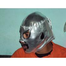 Mascara Luchador Del Santo P/adulto Semiprofesional