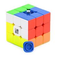 Cubo Mágico 3x3x3 Yj Moyu Yulong V2 Magético Colorido