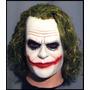 Joker Mascara Látex Halloween Terror Guason