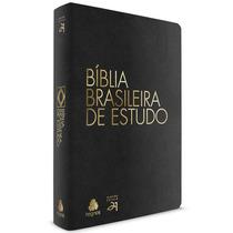 Bíblia Brasileira De Estudo Ed. Hagnos Luiz Sayão