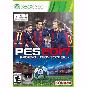 Patch Pes 2017 Xbox 360 Atualização