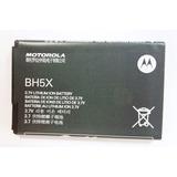 Bateria Bh5x Motorola Original Atrix 4g Mb860 X2 Mb870 Mb810