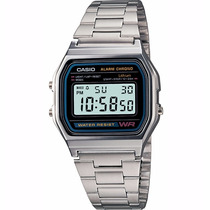 Reloj Casio Vintage A158wa1r Time Square
