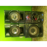 Equipo De Música Sony Mhc-gtr33