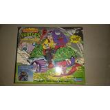 Sludgemobile Turtles,tortugas Ninjas,1990,playmates
