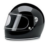 Casco Biltwell Gringo S Solid Full-face Motorcycle Large
