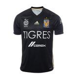 Jersey Playera adidas De Tigres Uanl De Gala Negro Visitante