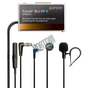Isimple Isfm2351 Tranzit Blu Hf Hands-free Kit Bluetooth