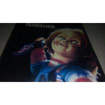 Chucky El Muñeco Diabolico/ Childs Play En Dvd Nueva Y Sella