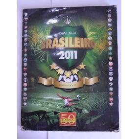 Ábum De Figurinhas Campeonato Brasileiro 2011