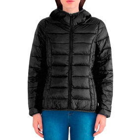 Camperas Mujer Tipo Uniqlo Capucha Impermeables Infladas