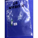 Botón Encendido Lg Nexus 4 Original