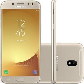 Celular Galaxy J5 Pro Dual Chip Android 7.0 Dourado