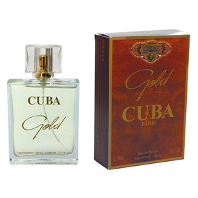 Perfume Cuba Gold Edp Masculino 100ml Original