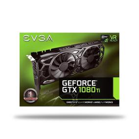 Nueva Evga Geforce Gtx 1080 Ti Ftw3 Juegos De Azar, 11 Gb Gd
