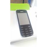 Celular Nokia Dual Chip Asha 202 Desbloqueado Cinza Vitrine