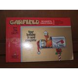Colección De Postales Garfield Navideñas En Ingles