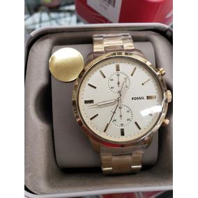 5368d9a70843 Reloj Fossil Blue Am3707 Dam Hombre - Reloj de Pulsera en Mercado ...