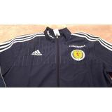 Campera Rompevientos De La Selección De Escocia