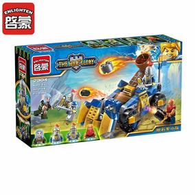 Lego Pelotão Do Trabuco Guerra De Glória - 152 Peças
