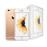 Celular Iphone 6s Plus 64gb Color Caja Reacond Huella Gold
