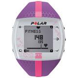 Reloj Polar Ft7 Lila Pink Dama Monitor De Frecuencia Cardiac