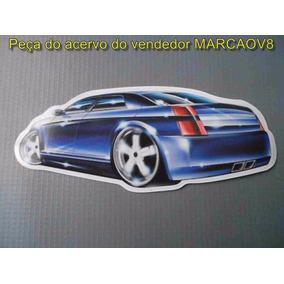 Adesivo Com O Desenho De Um Carro Sedan Bud Rebaixado Tunado