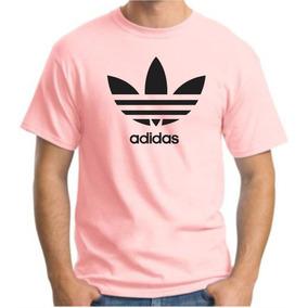 Camiseta Algodao Gold Livre Ros Bb adidas F2 Do Pp Ao G5
