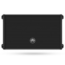 Amplificador Db Drive A6 1600.4 Clase Ab 4 Canales Series A6
