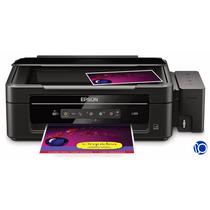 Impresora Epson L355 Multifuncional Wifi Tinta Continua Orig