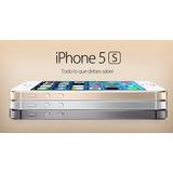 Iphone 5s 32gb Nuevos Sellados Obsequios+factura Legal