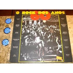 Lp Rock Anos 60 (1987) Ronnie Cord Celly Campello Demetrius