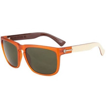 Lentes Electric Knoxville Wayfarer Orange Glass Grey Dragon