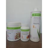 Chupa Panza Herbalife Aloe+te+fibra Envio Gratis*