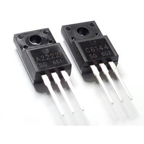 Par Transistor C6144 A2222 Epson L355 L210 L365 Frete 10,00