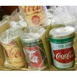 Latas Coca Cola Cierre Hermético Pack X 3 !