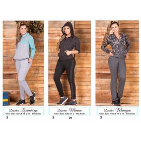 Conjuntos Deportivos Mujer Dama Pantalones Chaquetas Licras