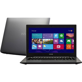 Notebook Cce Ultra Fino Intel Dual Core 500gb Windows 13,3