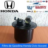 Filtro De Gasolina Honda Accord Civic