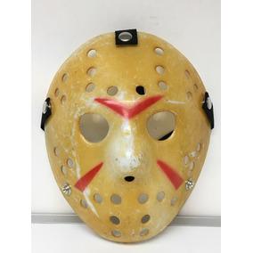 Macara Jason Halloween Viernes 13 Terror Susto Dizfraz