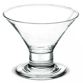 Conj 12 Taças Vidro Sobremesa Selection 230ml - Cisper