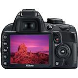 Camara Nikon D3100 14.2mp Digital Slr 18-55mm Nueva