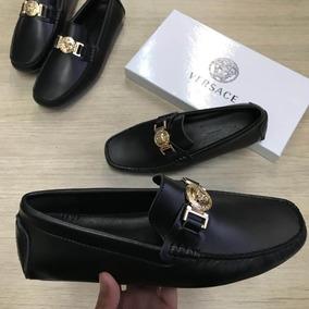 Mocasines Versace